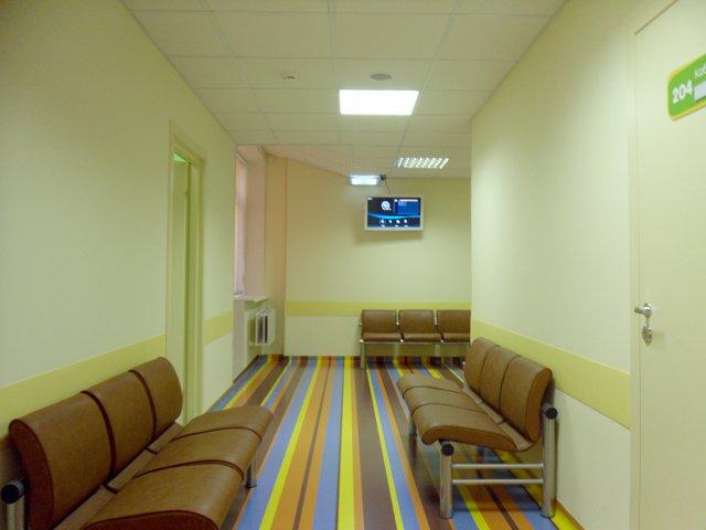 Вторая поликлиника павловский посад регистратура
